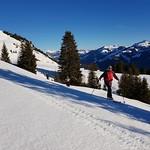 Skitour Wistätthorn 17.02.2019