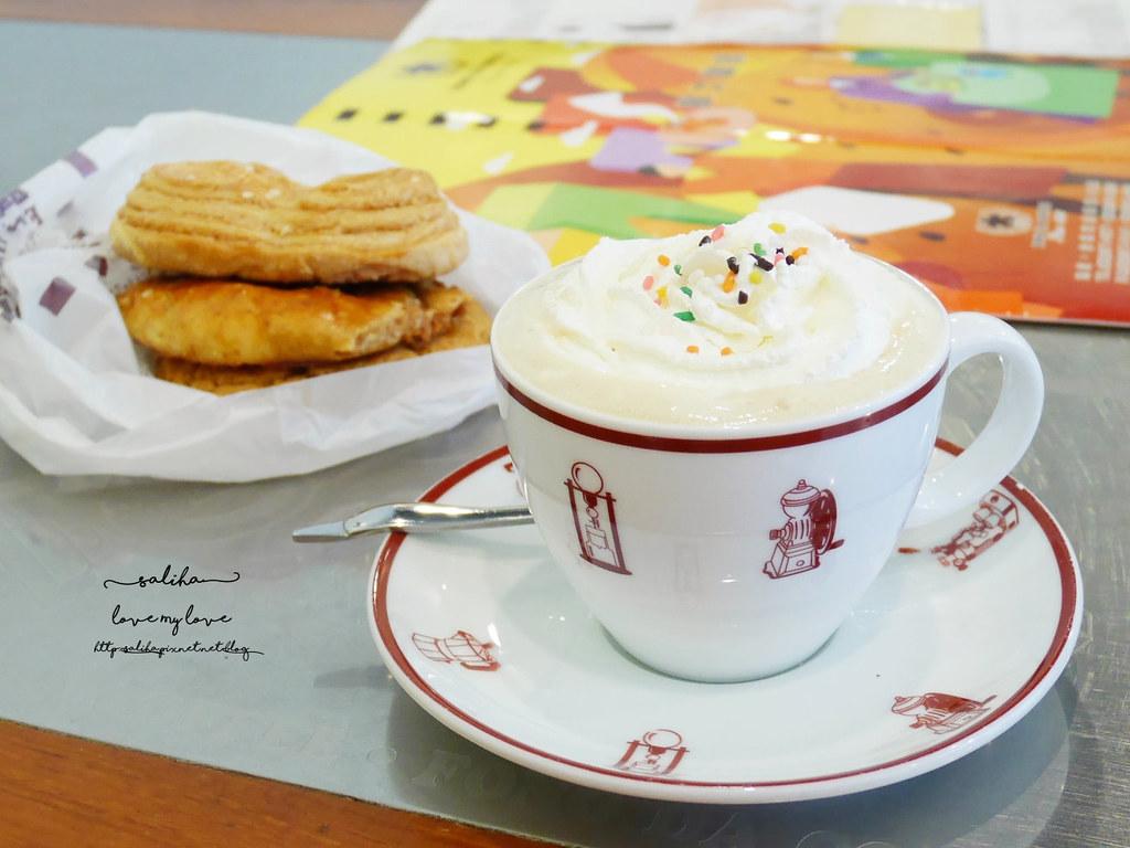 台北西門站紅樓附近不限時咖啡廳蜂大咖啡冰滴咖啡 (2)