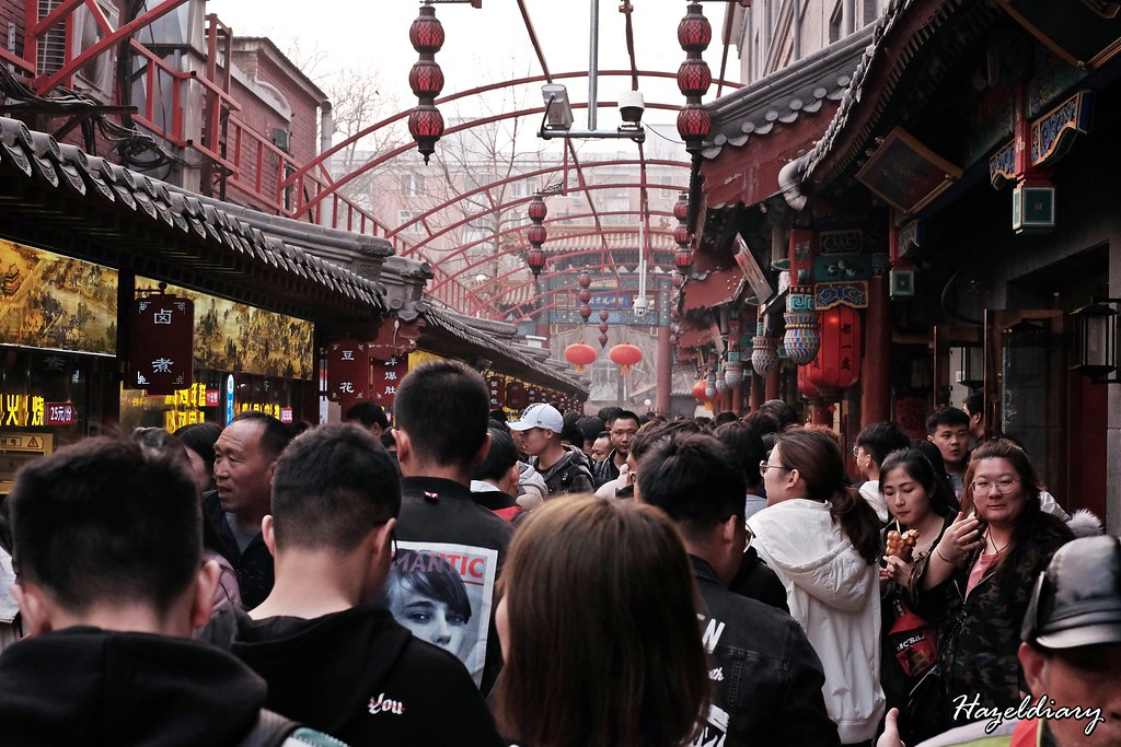 wangfujing snack street-Beijing