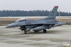 91-0338 F-16CM Fighting Falcon   ETAD/SPM   24.01.2019