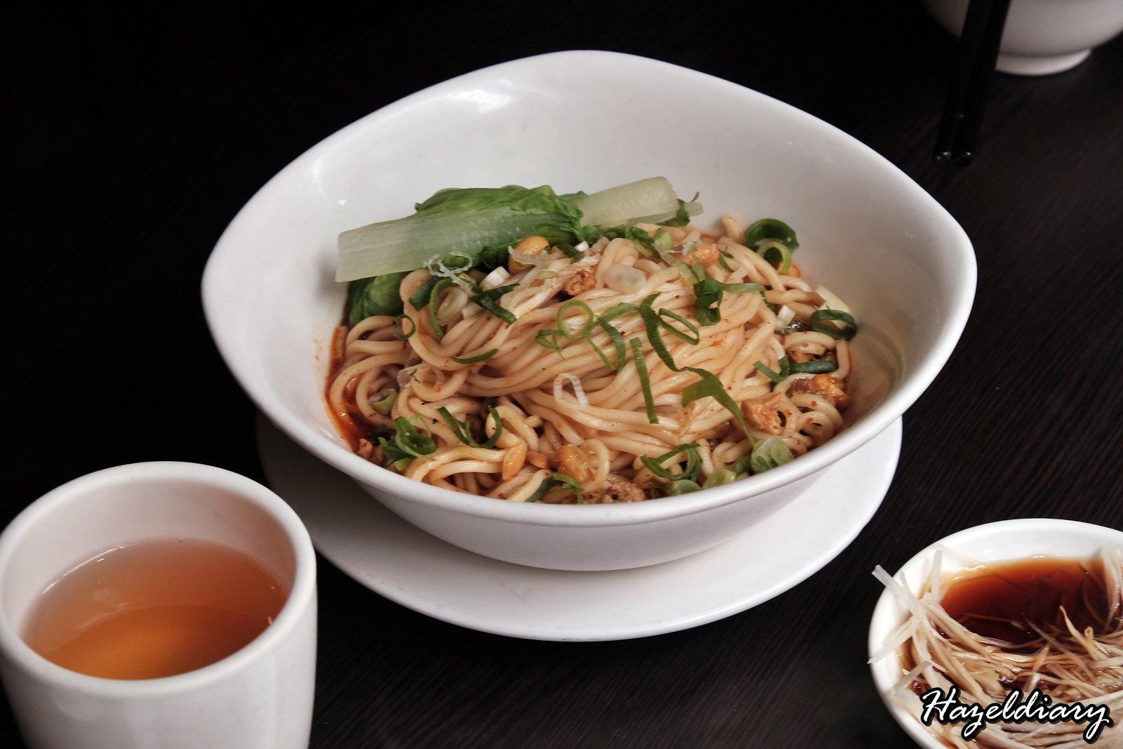 Kao Chi Yong Kang Street-Dandan Noodles-1
