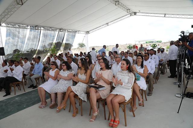 Danilo Medina participa primer palazo Hampton by Hilton Punta Cana Airport & Commercial Center, con 150 nuevas habitaciones