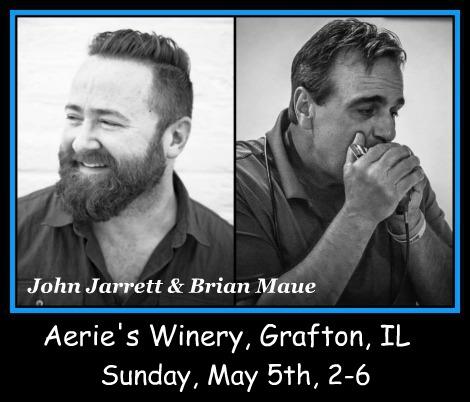 John Jarrett & Brian Maue 5-5-19