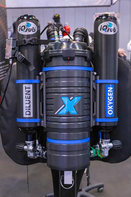 Rebreather bereitet ausgeatmete Luft, Canon EOS 6D, Canon EF 24-70mm f/2.8L II USM