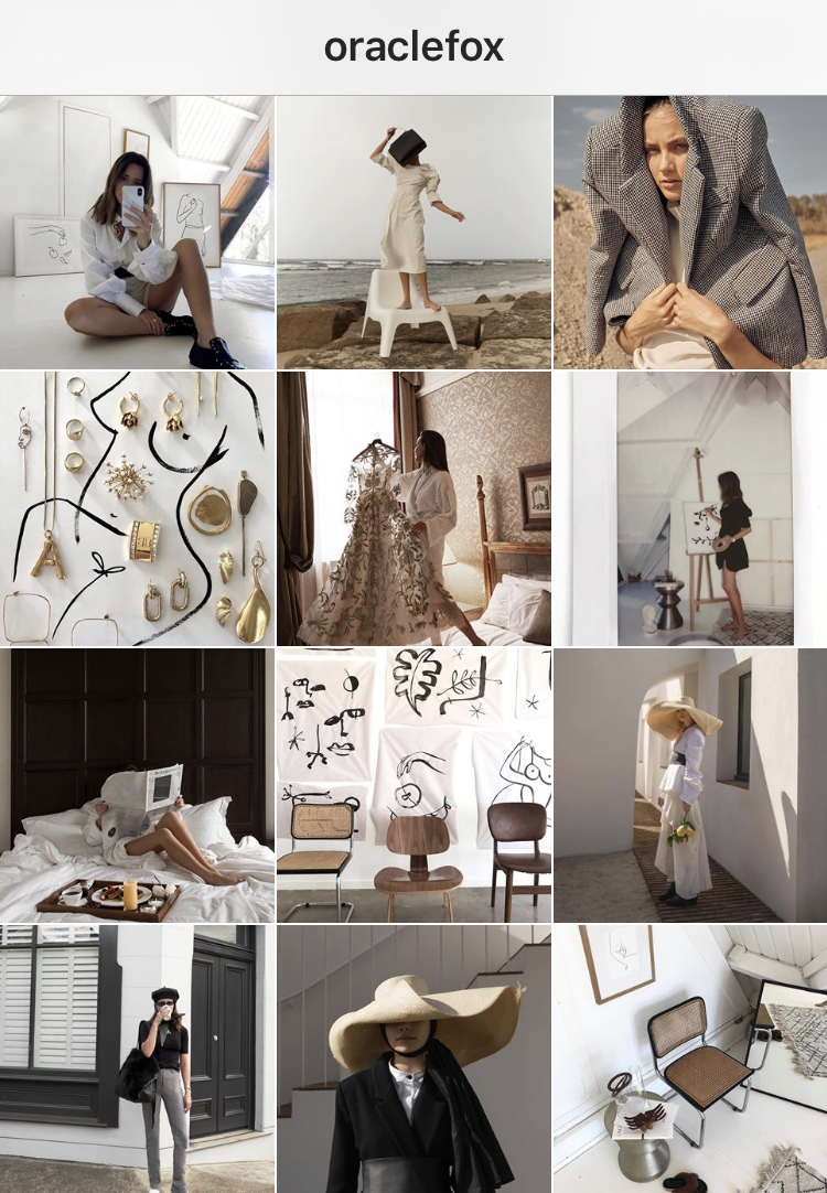 DISTRICT F — INSPIRATIONAL INSTAGRAM BLOGGERS (STYLE, FASHION) xsdw3