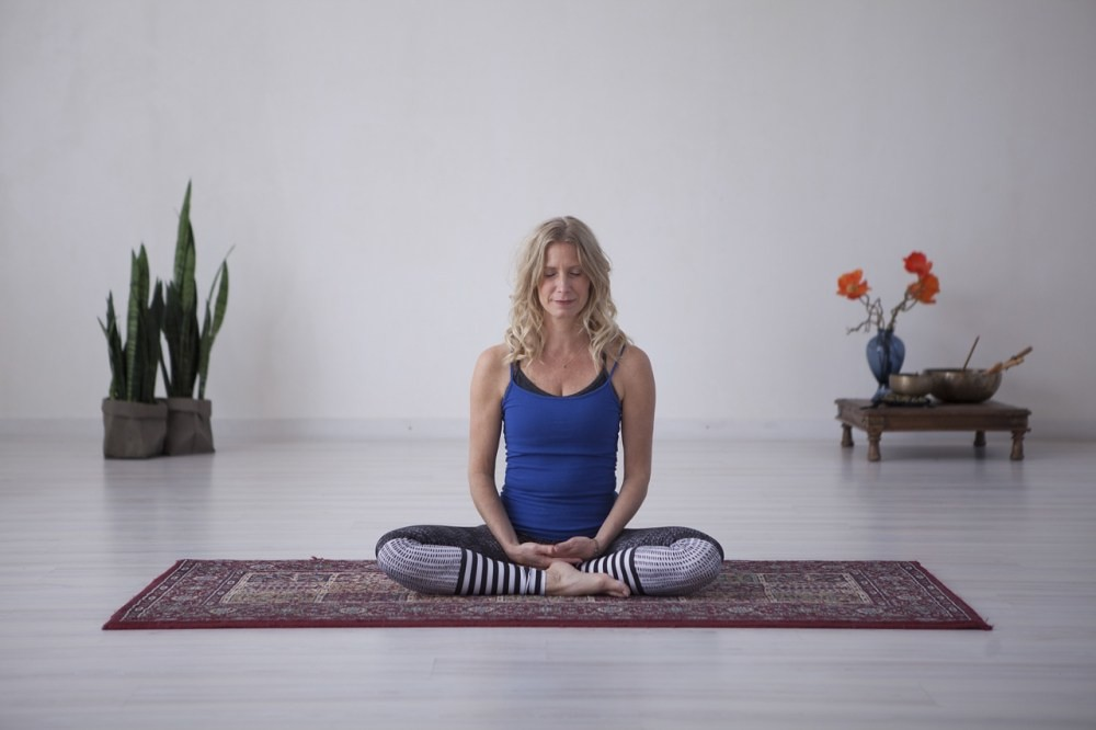 The importance of a strong meditation pose