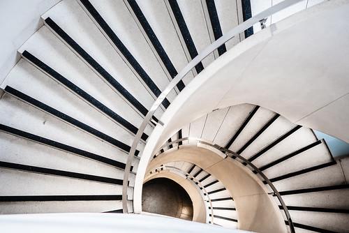 Stairwell, Tate Britain