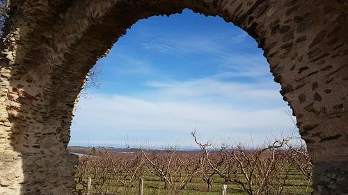 Campagne lyonnaise - Aqueduc romain du Gier