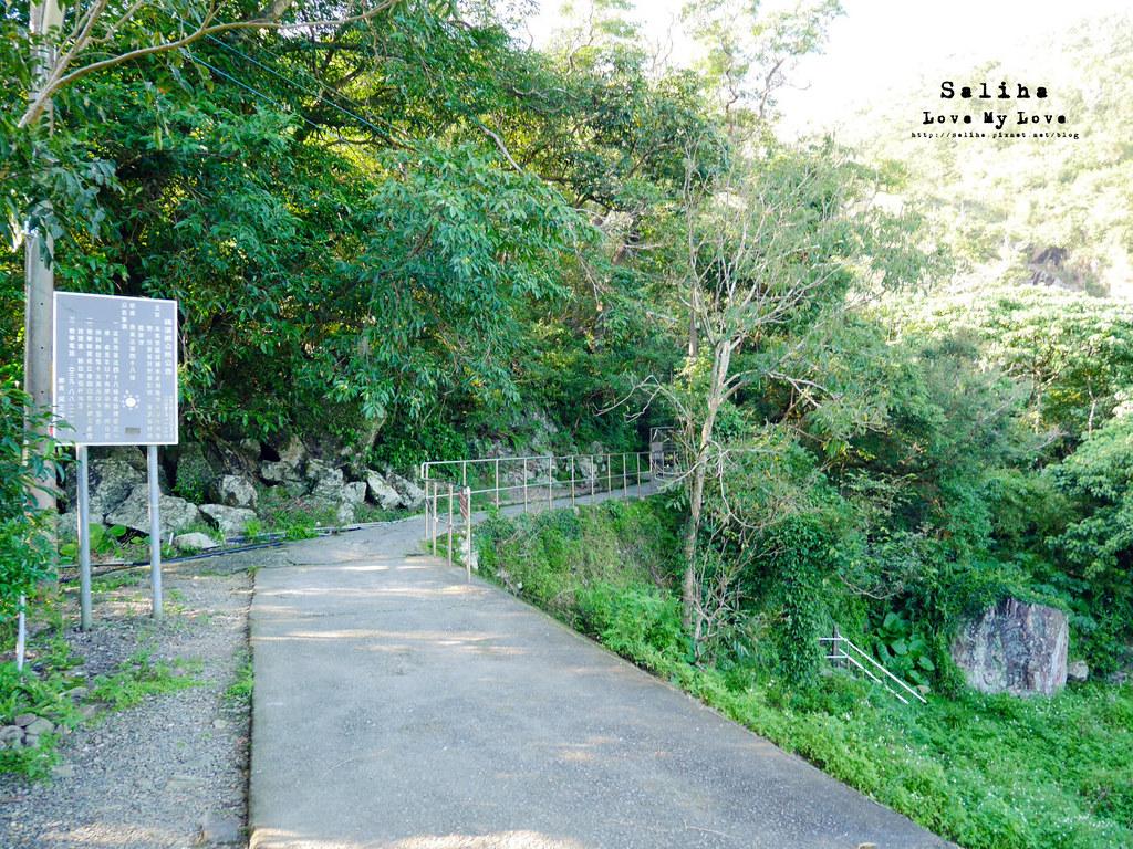 宜蘭礁溪一日遊景點推薦爬山踏青猴洞坑瀑布白石腳步道 (5)