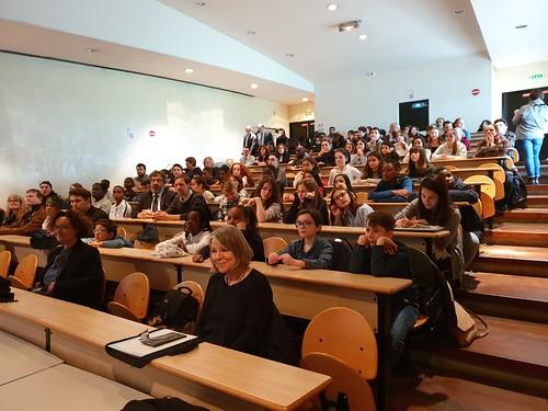 Remise des diplômes aux lauréats académiques du concours