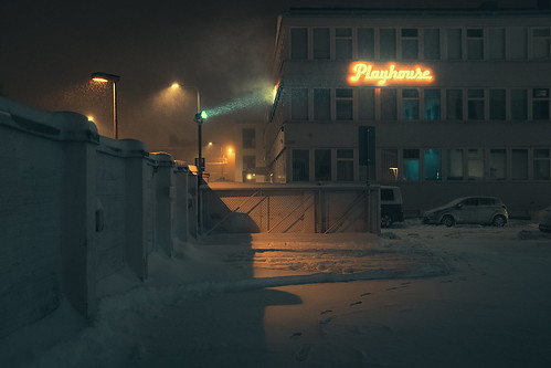 Playhouse (Somewhere in Helsinki)