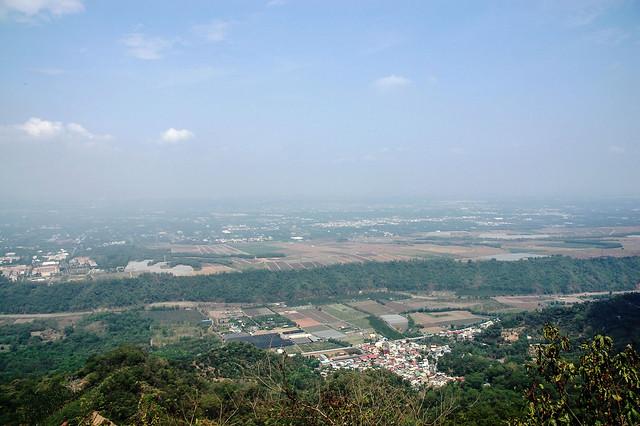 笠頂山俯瞰屏東平原 2