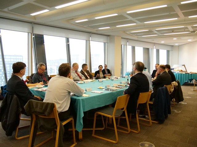 Manchester Roundtable Group