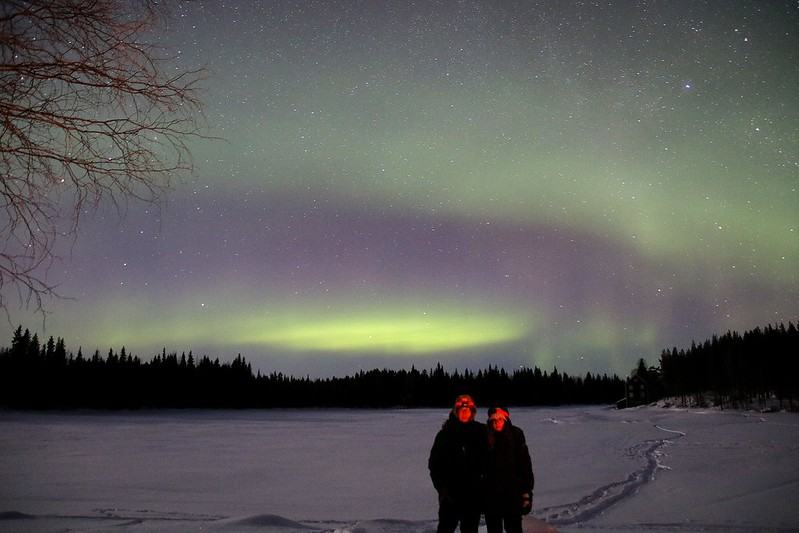 Een Winterreis naar het hoge Noorden met Xplore the north