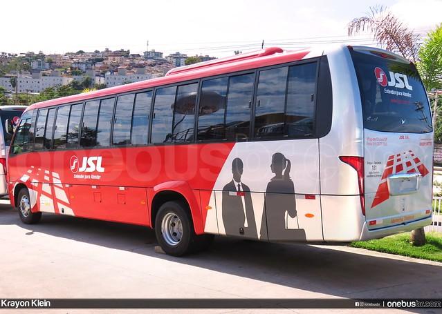 JSL - Julio Simões - Novos Volare W-L