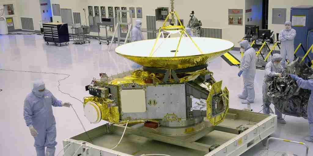 NASA : New Horizons atteindra Ultima Thule le jour de l'an