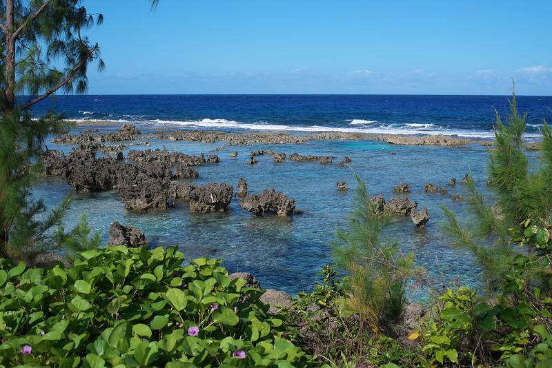 В поисках Синего Океана - Новогодние каникулы на Марианских островах.