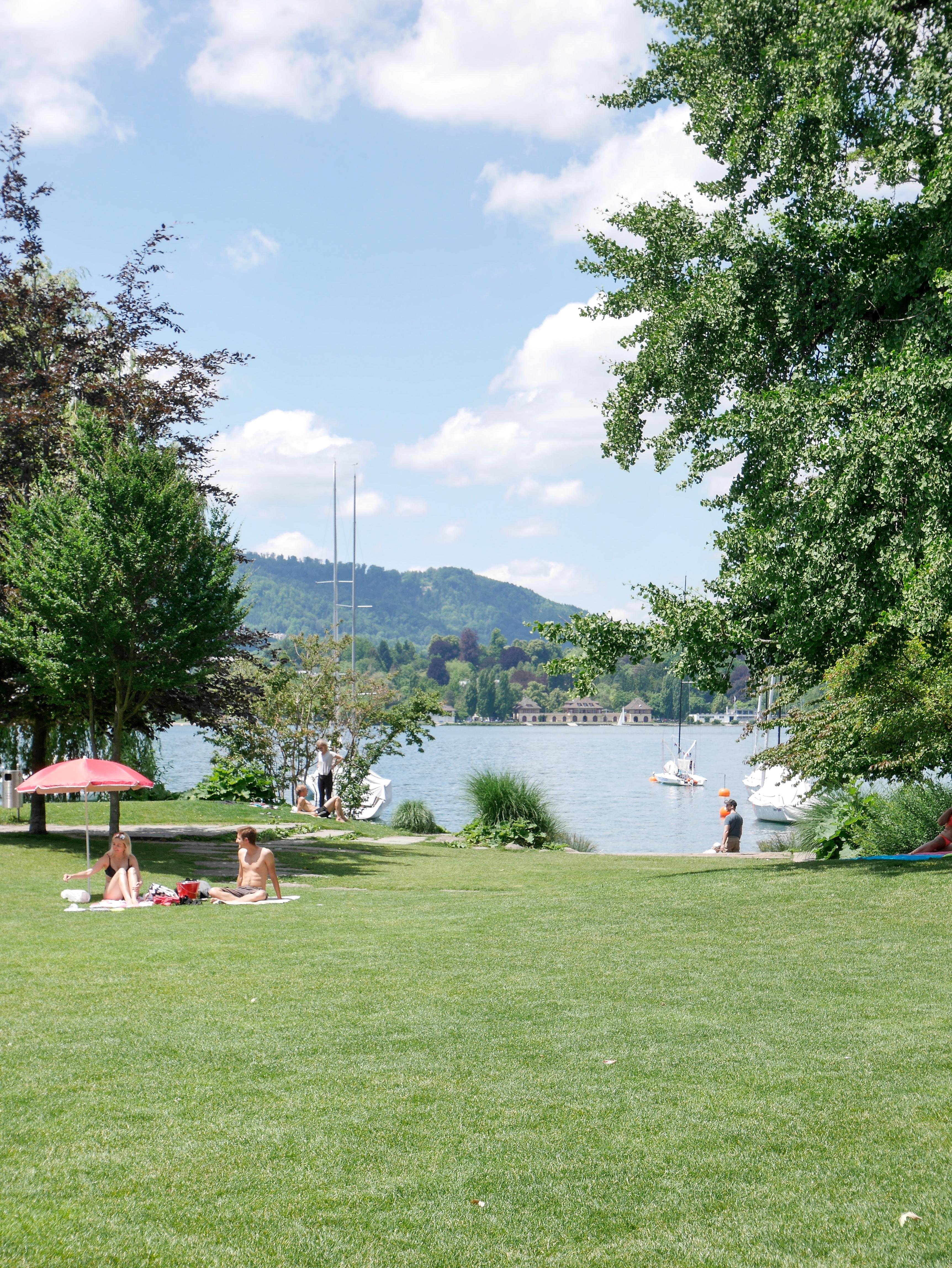 Pidennetty viikonloppu Zurichissa