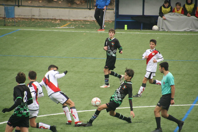 CADETE 'E' - SAD F. RAYO VALLECANO C