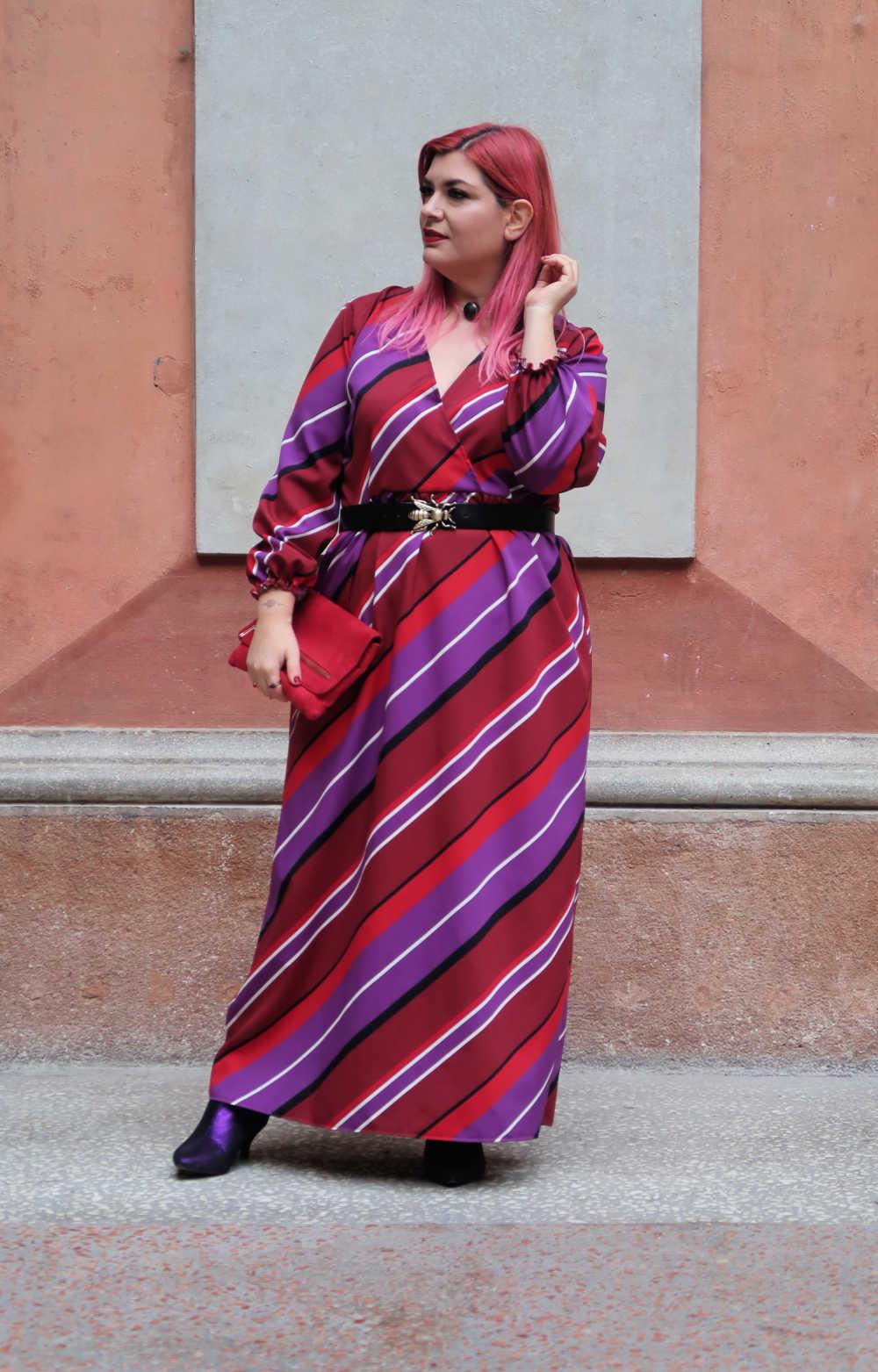 outfit viole e rosso (15)