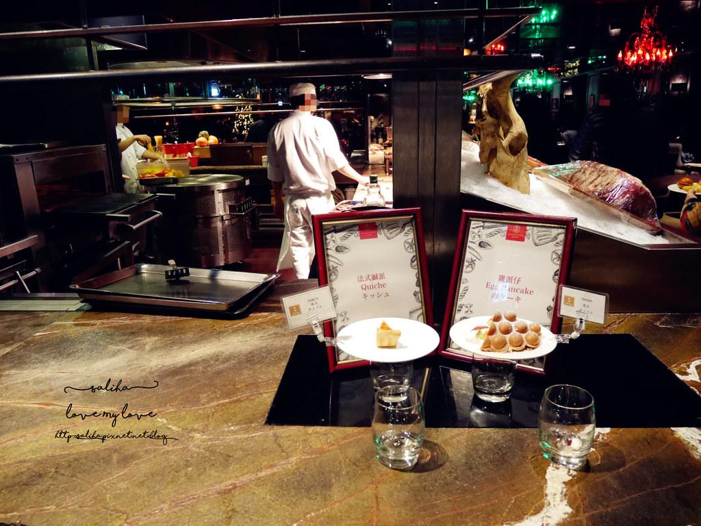 台北飯店下午茶buffet甜點海鮮螃蟹生蠔吃到飽推薦君品酒店雲軒西餐廳 (12)