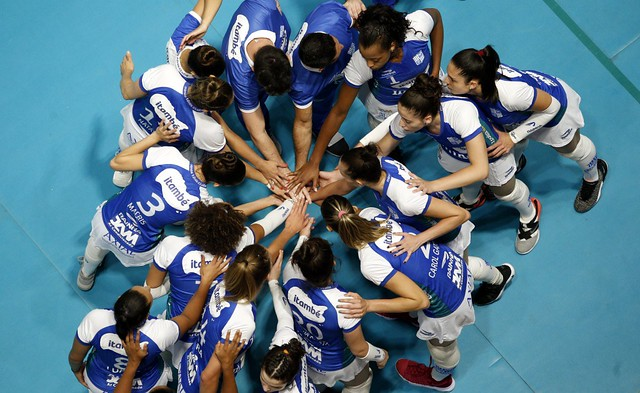 Vitória ficou com a equipe do Minas Tênis Clube - Créditos: Divulgação Minas Tênis Clube