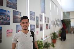 Loay Ayyoub from Gaza