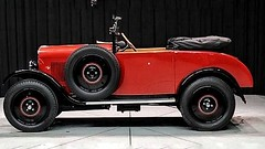 Peugeot - 190 Caprio Roadster - BJ 1930 - 14 PS - 695 ccm Speed 60 kmh - 2