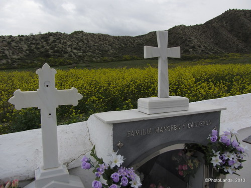 Cementerio de Dehesas de Guadix
