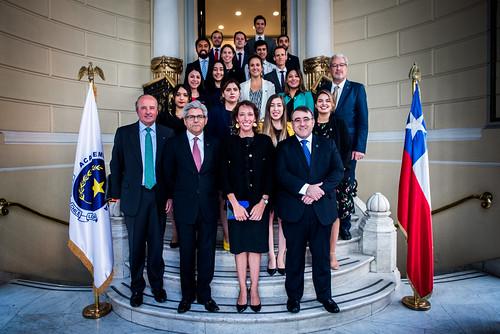 Academia Diplomática inaugura su año académico 2019