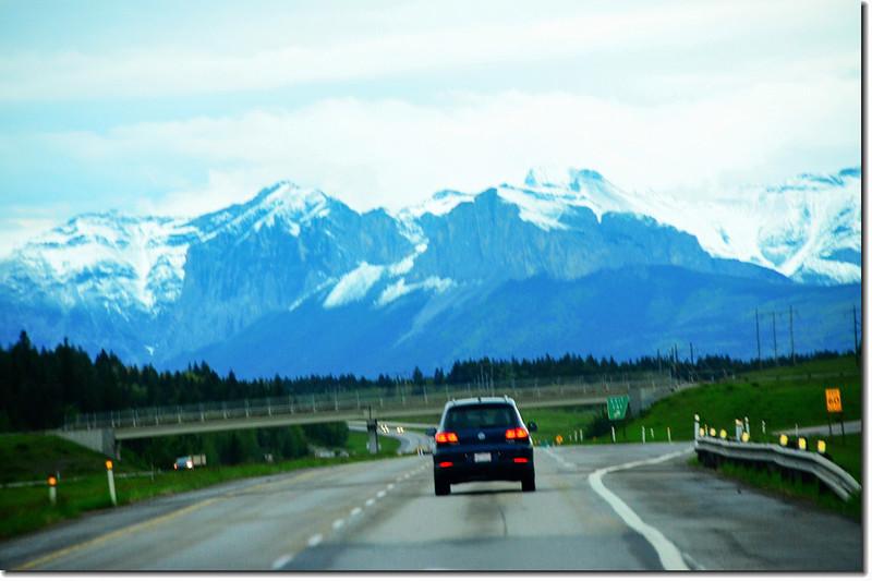 加拿大一號公路山景 5