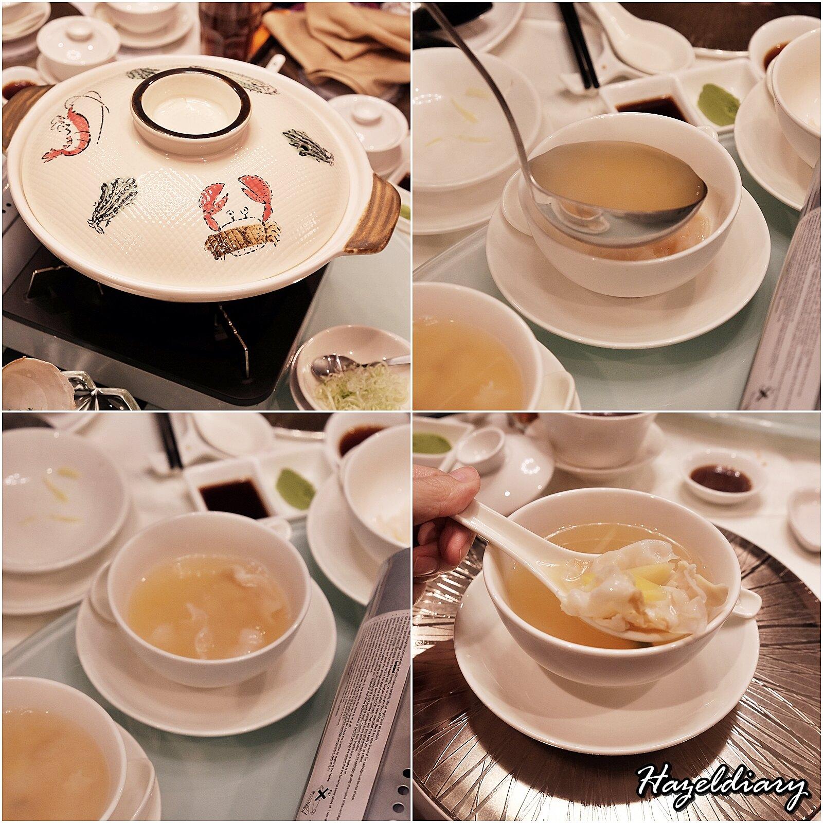 Jumbo Seafood Ion Orchard restaurant-Geoduck clam-2