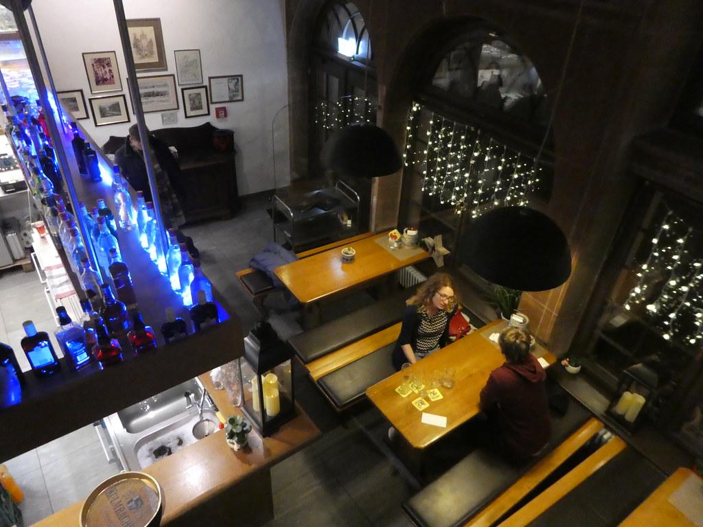 Romer Bembel pub Frankfurt