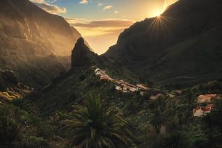 Tenerife - Masca Valley