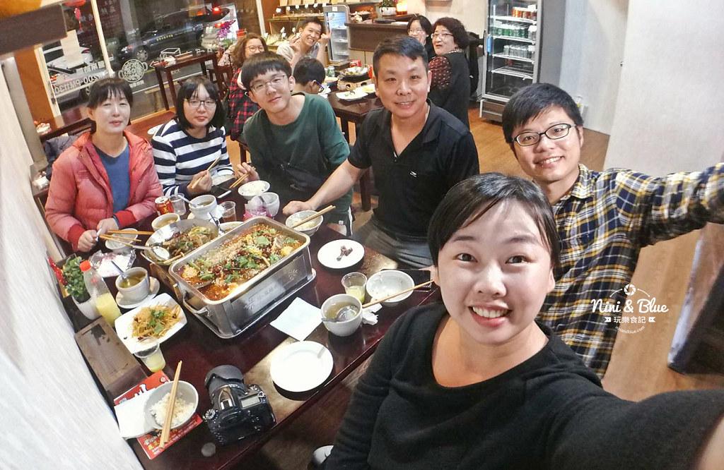 川麻辣乾香鍋 台中北平路 麻辣 烤魚33