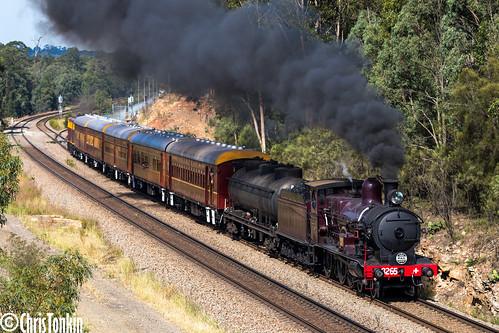 6S67 3265-train-4403 Branxton 13-04-2019