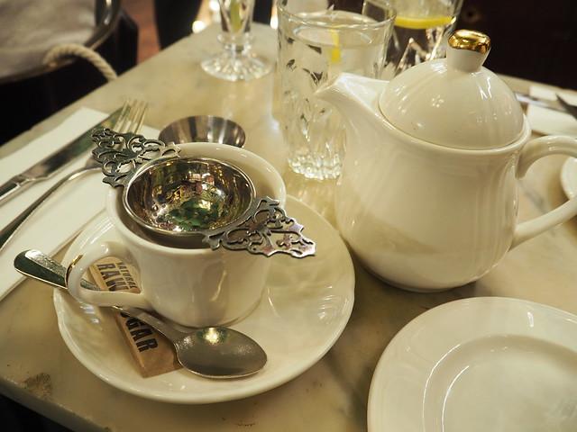 P9089809 ホープトン・ティールーム(Hopetoun Tea Rooms) メルボルンカフェ ブロックアーケード Melbourne オーストラリア メルボルン ひめごと