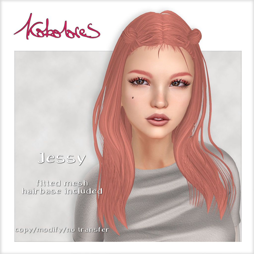 [KoKoLoReS] Hair - Jessy - TeleportHub.com Live!