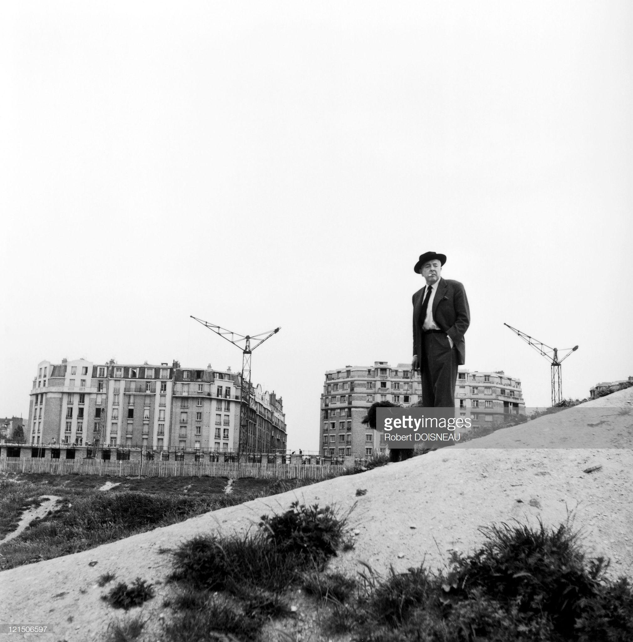 1955. Жак Превер