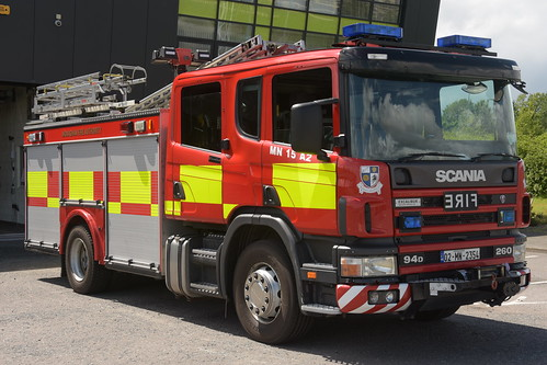 Monaghan Fire Authority 2002 Scania 94D 260 Excalibur WrL 02MN2354
