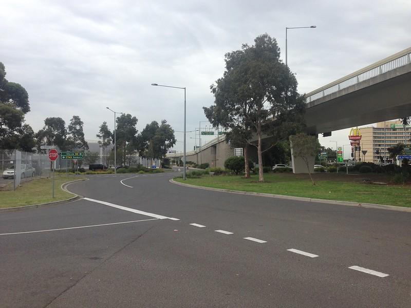 Concorde Close, Melbourne Airport