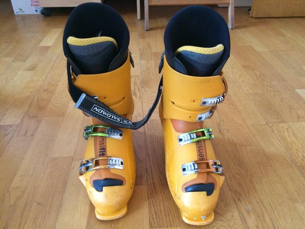 sjezdové - boty - Bazar lyží a lyžařského vybavení - SNOW.CZ dbf215c158