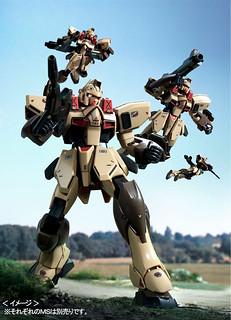 RE/100《機動戰士V鋼彈》LM111E02 陸戰型鋼伊吉(ガンイージ 陸戦タイプ)【PB限定】
