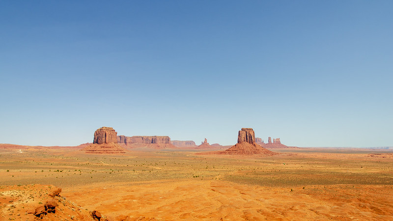 Monument Valley - Navajo Territory - Utah