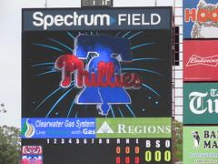 Baseball Tigers at Phillies