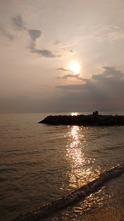 Sunset in Dalmatia