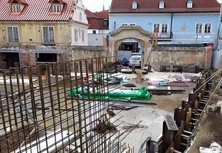 čp. 116/III, U Lužického semináře 48, Praha, Malá Strana (20190102)