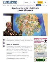 2018 Paris Normandie 14 nov 2018 - Photo of Mesnil-sous-Vienne