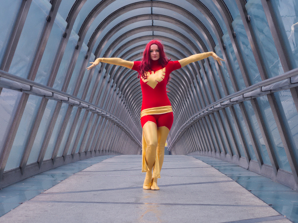 related image - Shooting Dark Phoenix - Durden - La Défense -2018-12-16- P1444439