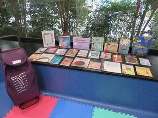 Bibliocarretó de poesia infantil